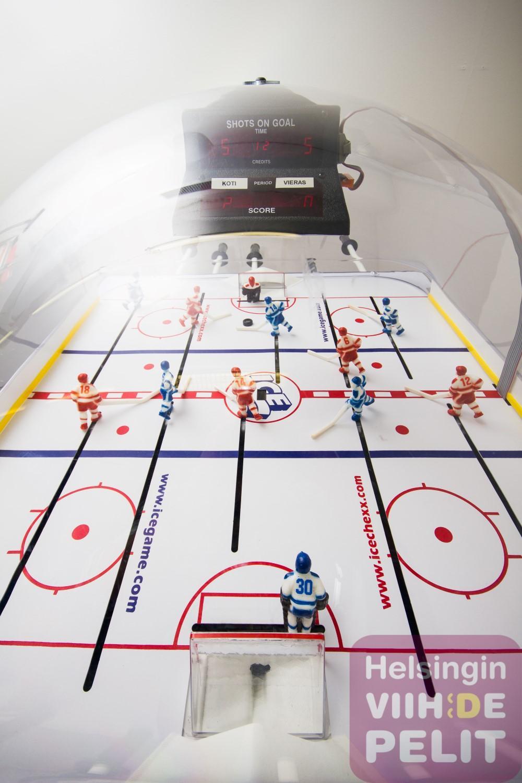 Jääkiekkopelin Kesto