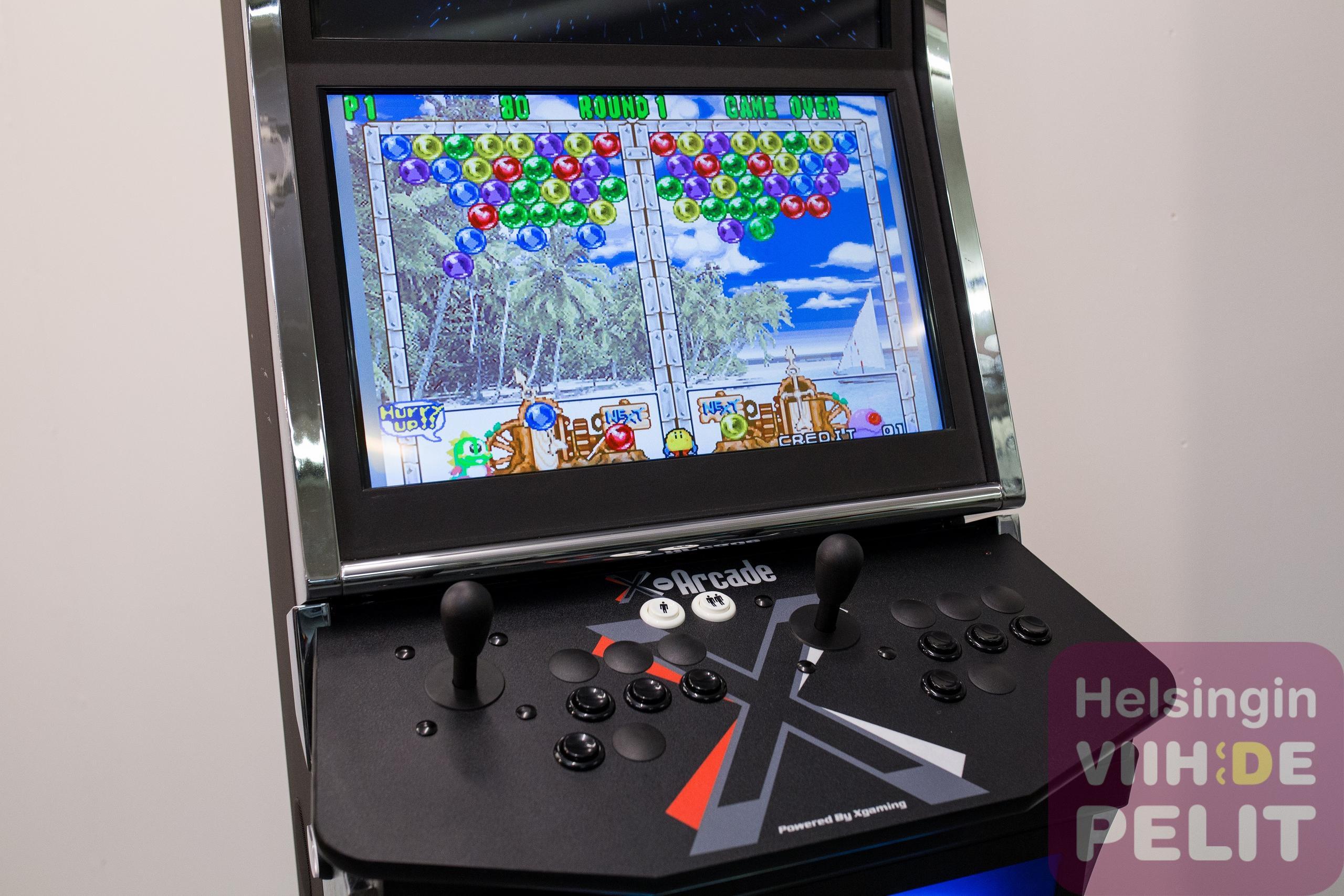 Helsinki Arcade